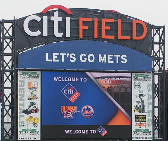 Welcome to Citi Field - Flushing, NY